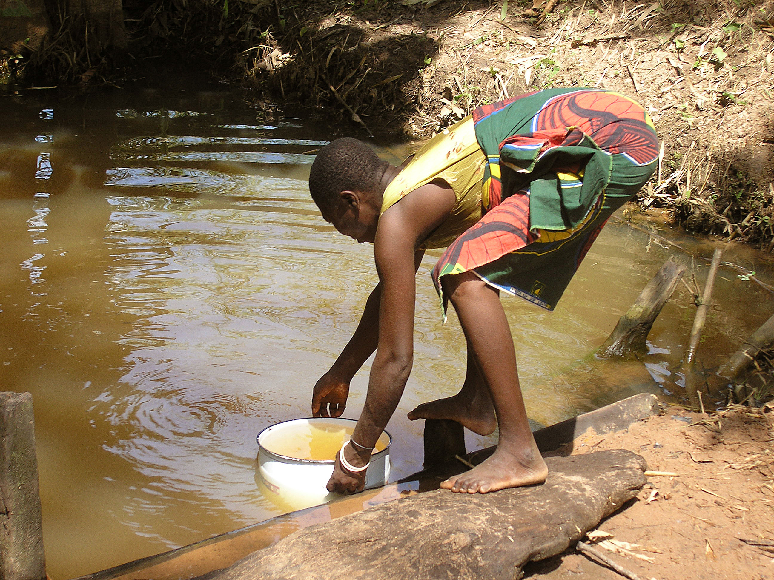 Thesis on water supply in nigeria